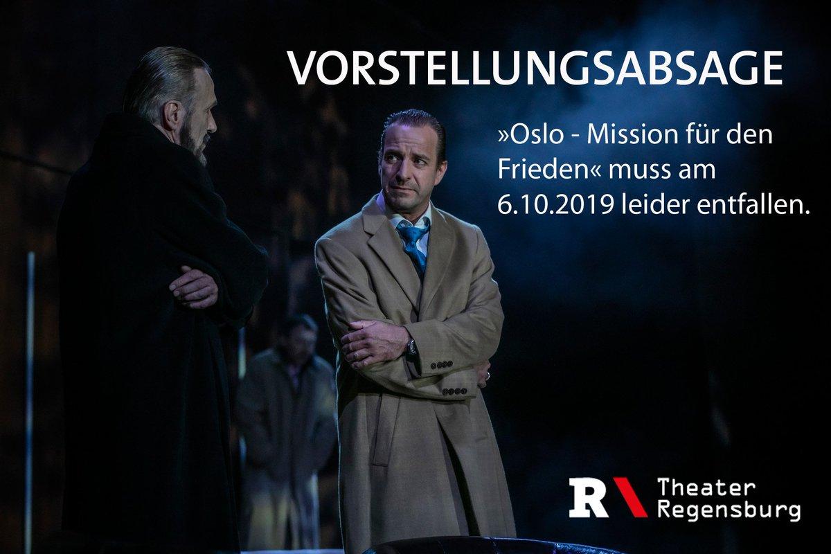 theater regensburg oslo