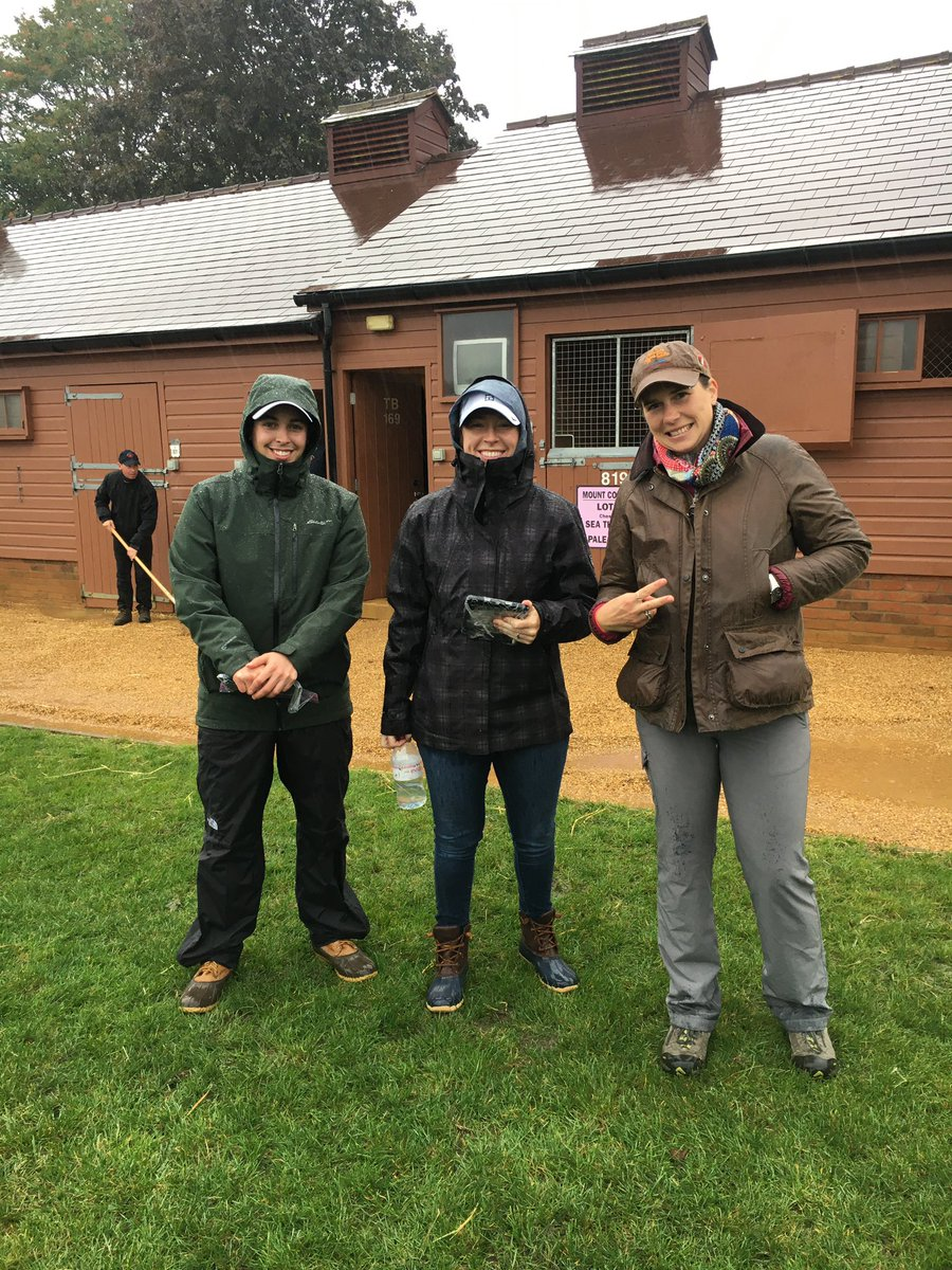 test Twitter Media - Team @EliteRaceSales out hunting for some turf fillies @Tattersalls1766 braving the ☔️ @AtlasBloodstock @jmems24 just waiting for @BradWeisbord arrival https://t.co/1p6UQKDsni