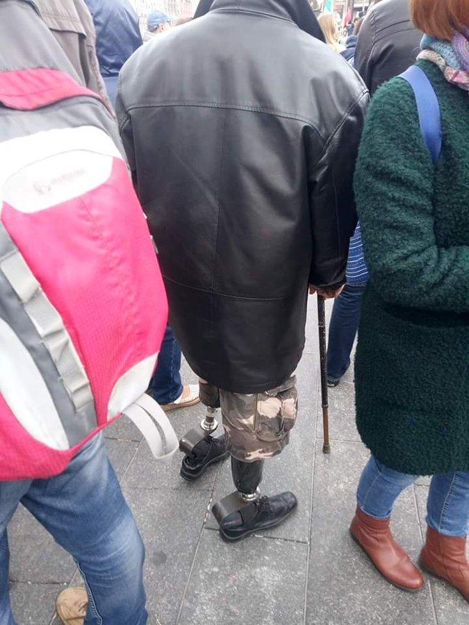 """Акция """"Остановим капитуляцию"""" прошла в центре Киева - Цензор.НЕТ 4064"""