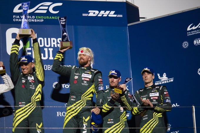 That winning feeling! Congratulations to…