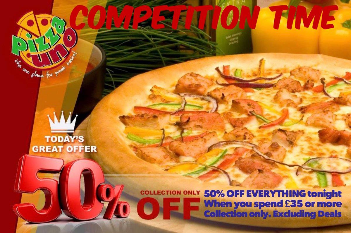 Pizza Uno Promo Codes & Voucher Codes - Updated October 12222