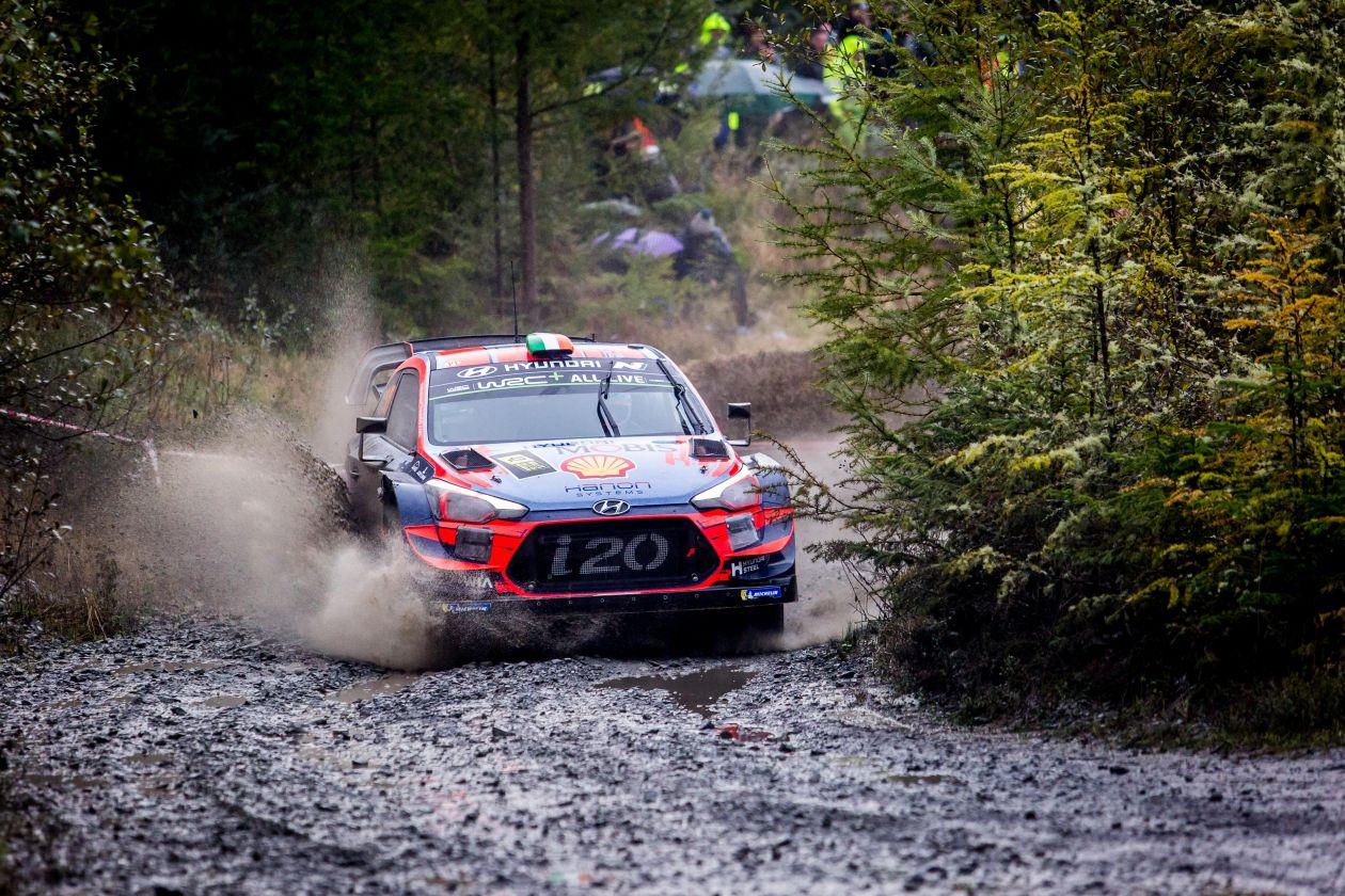 Breen Mikkelsen Rally Australia Hyundai