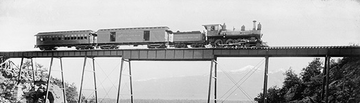 Today in History: 1st train robbery occurs on Ohio & Mississippi RR near Seymour, Indiana, 1866 #otd #tih loc.gov/item/today-in-…