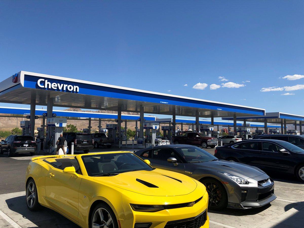 ラスベガスから30分くらいのところにある、世界一大きいガソリンスタンド。給油機はなんと96台。壮観でした!ちなみに、日本から旅行で行く人は、ガソリンスタンドの給油機でクレジットカードが使えないことが多いので、お店に近いところで給油した方がいいですよ~。