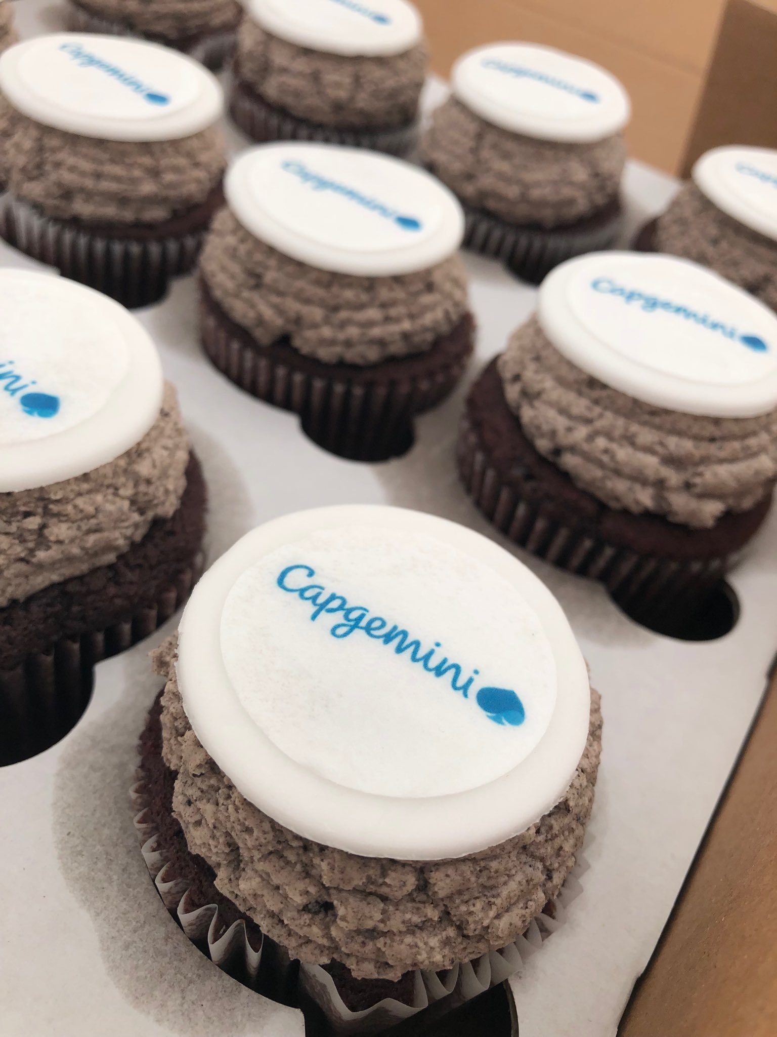 Cakes Capgemini UK
