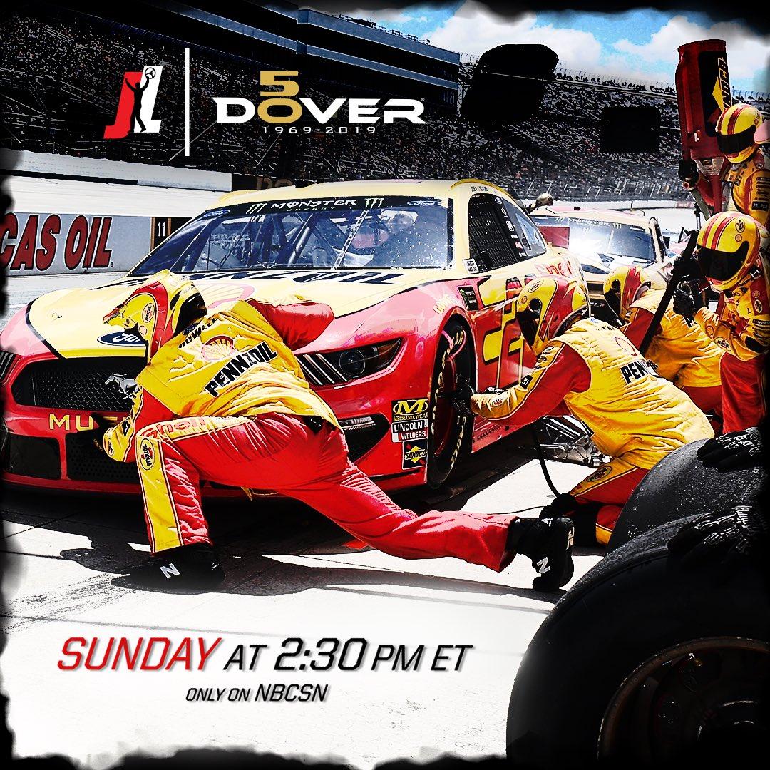 Race Day at the @MonsterMile! #NASCARPlayoffs #TeamJL