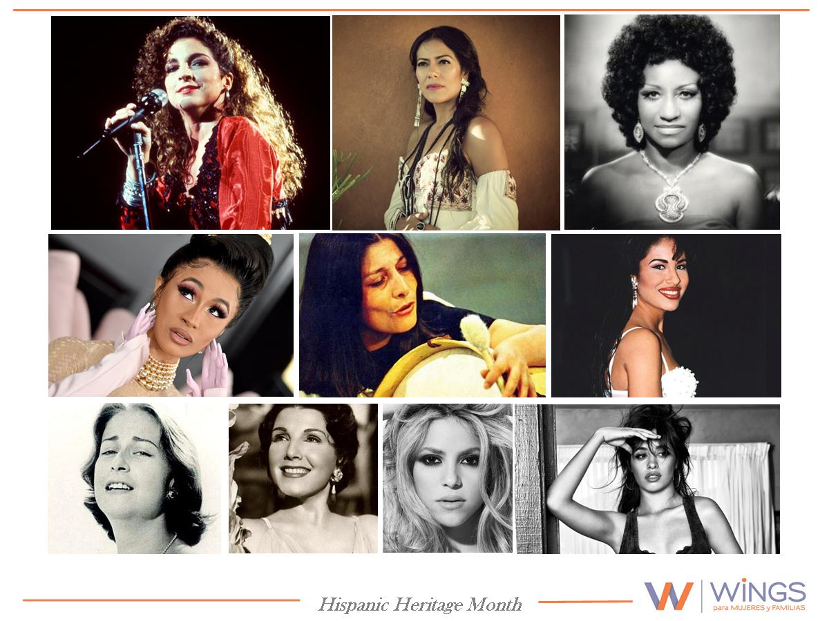test Twitter Media - Can you name all of the legendary Hispanic music artists in this week's #HispanicHeritageMonth WiNGS celebratory post? What powerful women! https://t.co/8mPWsXEGVS