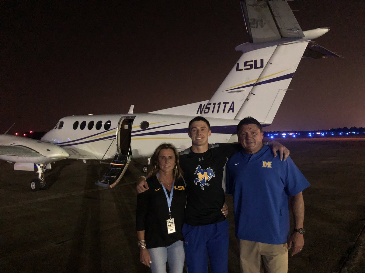 Special weekend with my family. Always a blessing when my parents can make my games, best support system a kid could ever ask for. Geaux Pokes & Geaux Tigers!