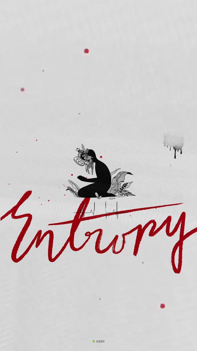 DAY6 1일용 배경화면🖤 (왜냠 앞으로 매일 티저가 뜨기 때문••• <The Book of Us : Entropy> #DAY6 #데이식스 #The_Book_of_Us #Entropy