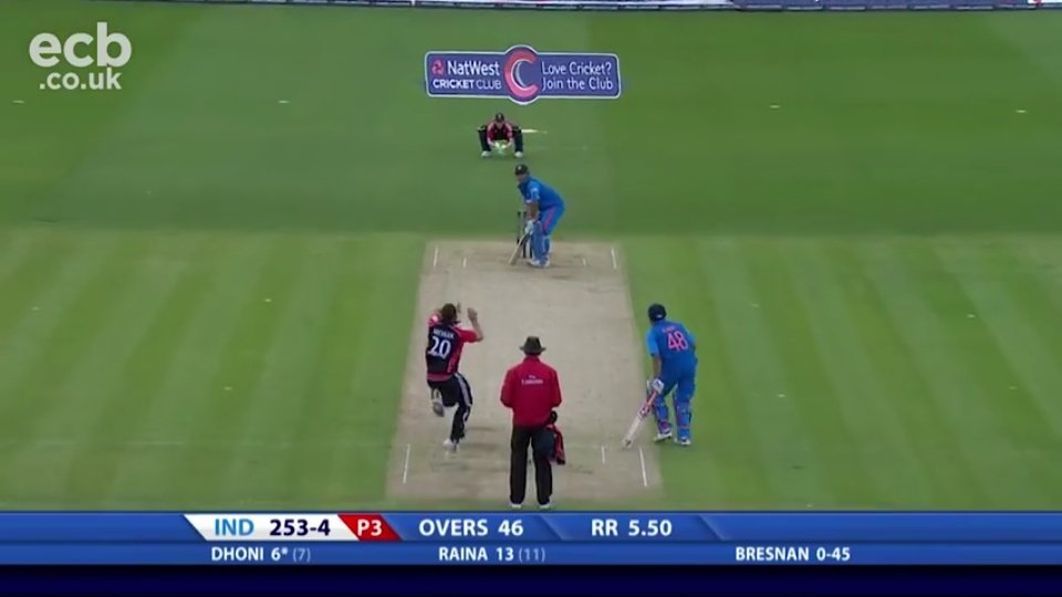One of the finest innings of MSD <br>http://pic.twitter.com/epetFvvwnp