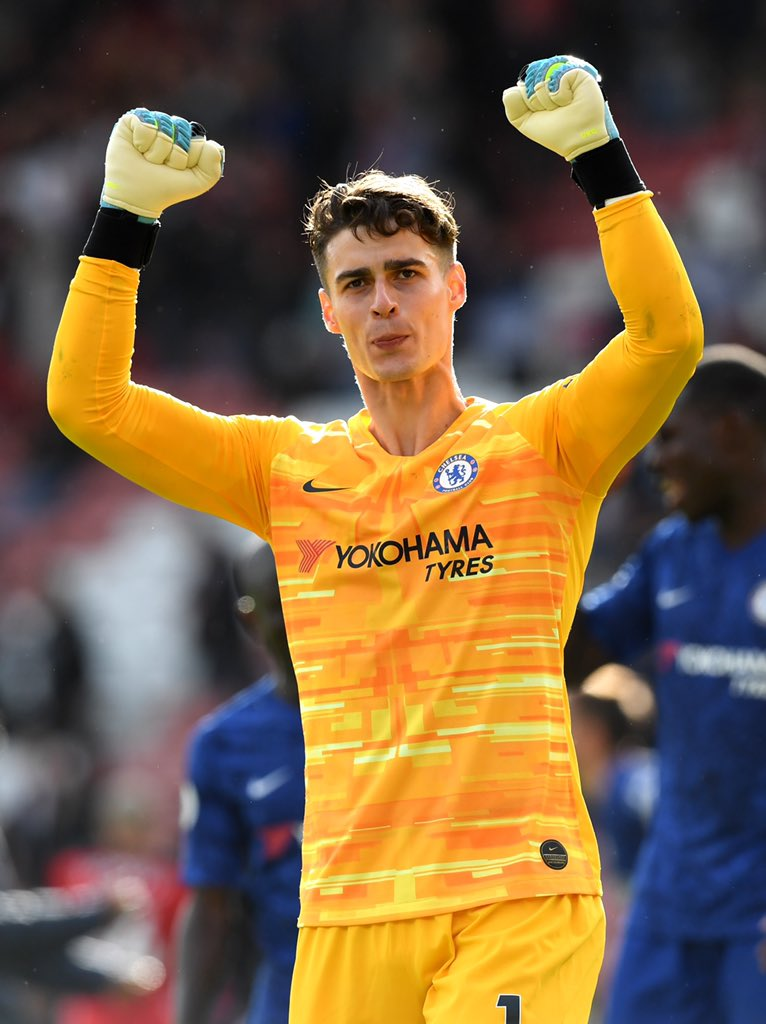 Great 3 points and a good week for us before the international break! Come on @chelseafc