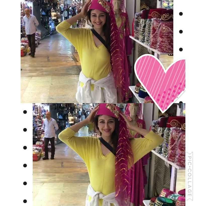 Yellow..... Yellow @saumyatandon mam .......#saumyatandon #saumyaslover #BhabhiJiGharParHain #gorimem #beautyqueen #piccollage #gorgeouslady #loveyou3000times #100happydayswithsaumya<br>http://pic.twitter.com/H8jHc0uEna