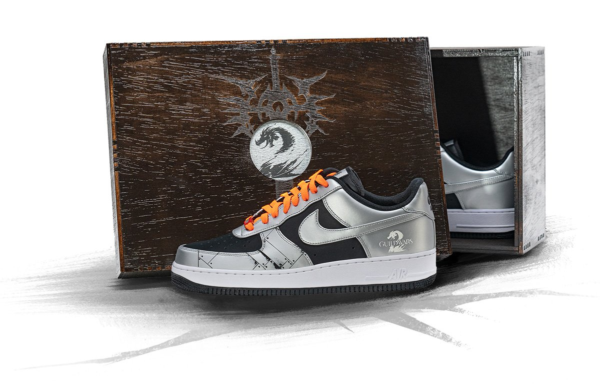 Nike Air Force 1 New Arrival Men Skateboarding Shoes Anti Slippery Air Cushion Original Outdoor Sports Sneakers #804609
