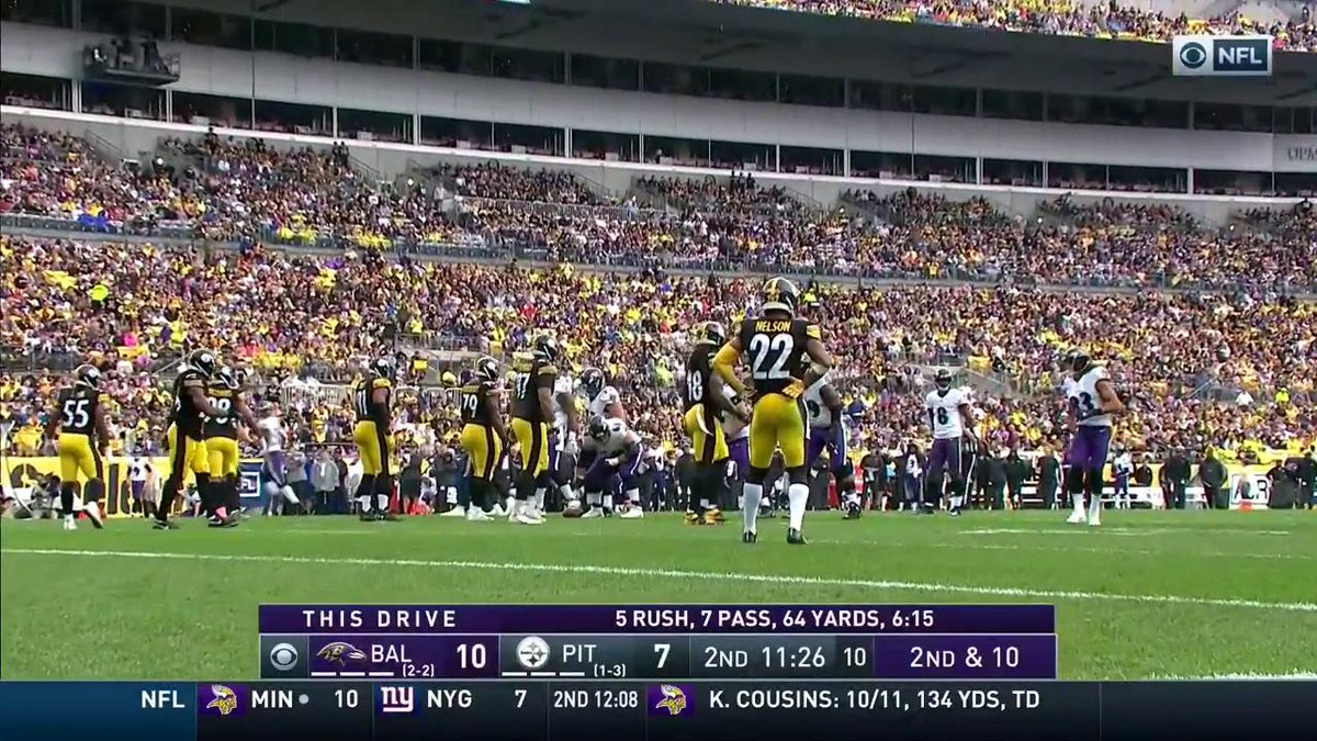 Watch: Marquise Brown catches 11-yard TD vs. Steelers