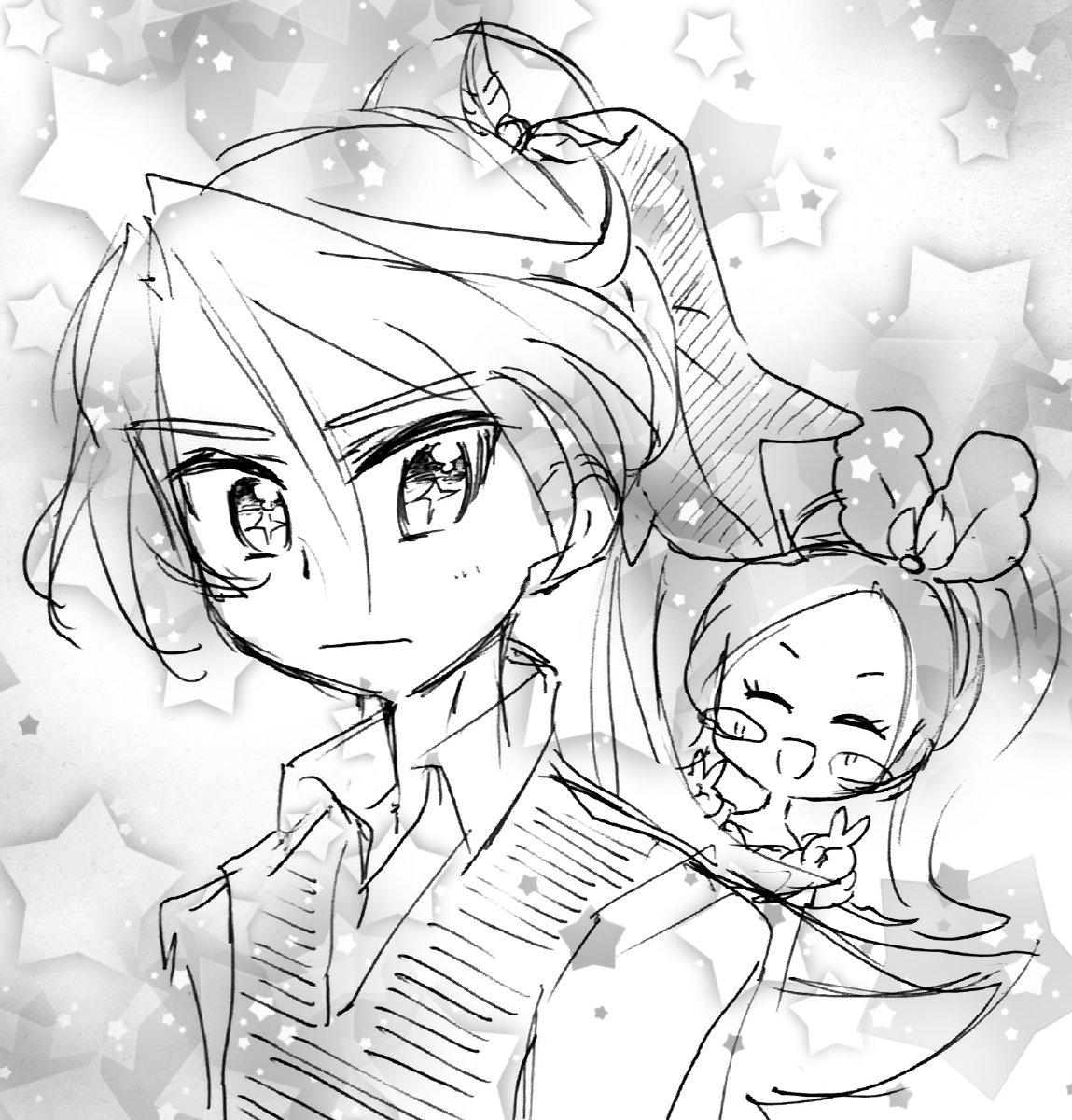 はるる*9/29レイフレE39 (@harururu425)さんのイラスト