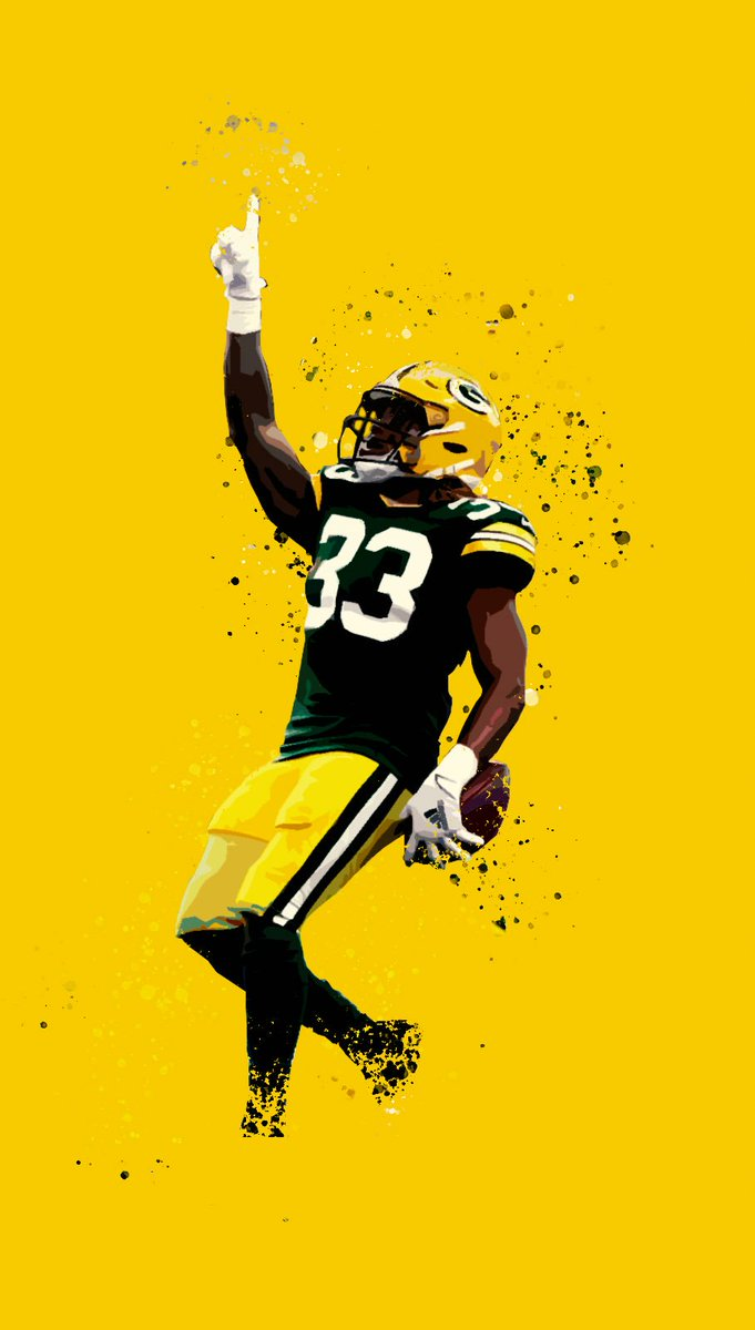 Ike Packers Podcast On Twitter Game Ball Aaron Jones 19 Carries 107 Rushing Yards 7 Rec 75 Receiving Yards 4 Touchdowns Packers Fans Here S A New Wallpaper Gopackgo Greenandgoldnation Https T Co Xwcvt8akqb