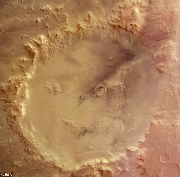 #WorldSmileDay The Solar System is smiling at you in craters. Mars Express & NASA's Mars Reconnaissance Orbiter captured the top 2 images of #Mars' cheerful surface. Bottom Left: #Mercury's emoji imaged by Messenger. Bottom Right: New Horizons reveals a smile on me#Pluto #Space<br>http://pic.twitter.com/xRo3Sxugno