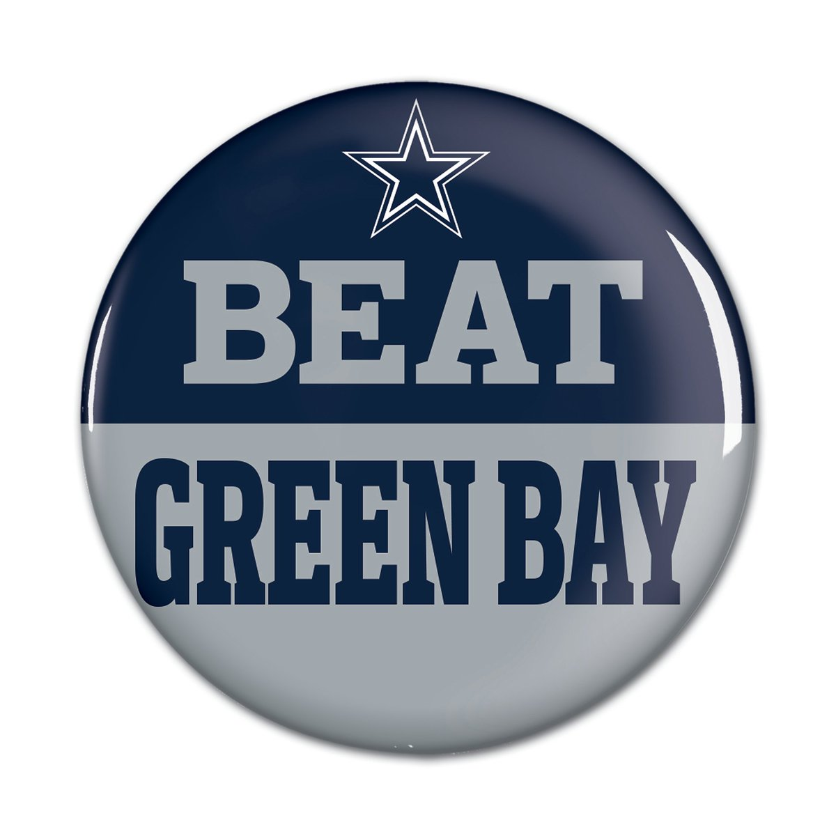 The only thing left to do today in #CowboysNation: BEAT GREEN BAY! #GBvsDAL: dcps.co/button46a5c