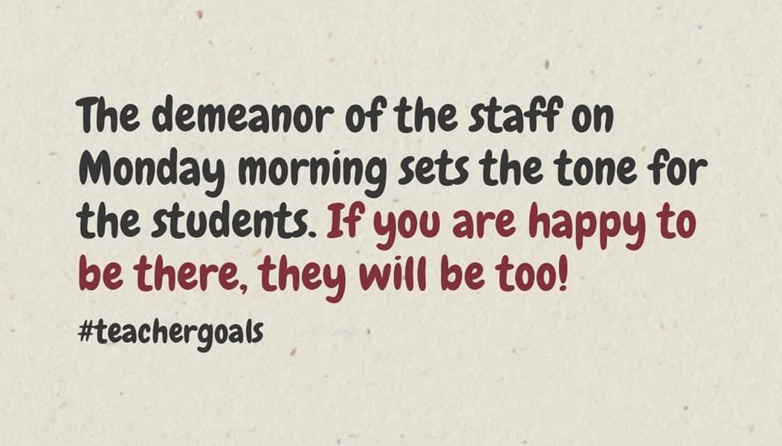 #teachergoals