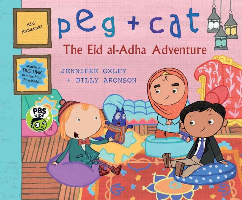 test Twitter Media - 😍 New Meet-the-Author Book Readings on TeachingBooks!!! Listen to Jennifer Oxley and Billy Aronson   introduce The Eid Al-Adha Adventure from the Peg + Cat series - https://t.co/HwN4mURAKu https://t.co/xbKYEpDLkR