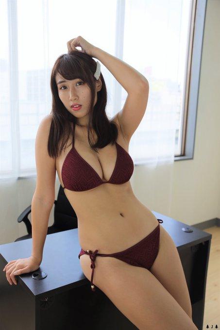 グラビアアイドル藤堂さやかのTwitter自撮りエロ画像24