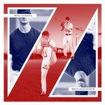 Image for the Tweet beginning: Epic pitchers' duel today between
