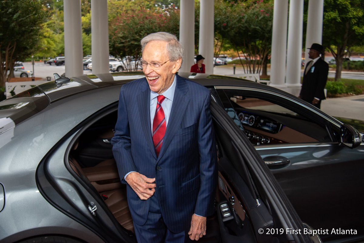 Photo of Charles Stanley  - car