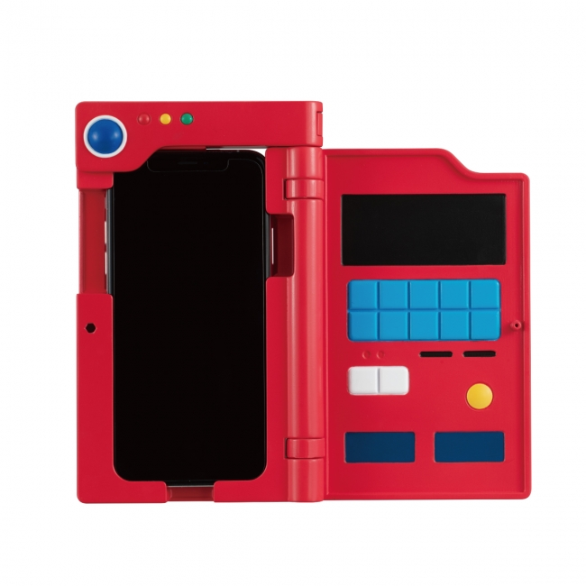 A hard plastic Pokédex phone case is being released in March of 2020 from Premium Bandai! It will retail for about $35 and recreates the look and feel of the original Pokédex! Even if it werent my day-to-day case, Id really love to buy it!