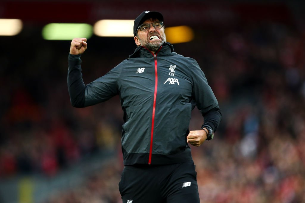 Good morning Liverpool fans 👋🔴🔝