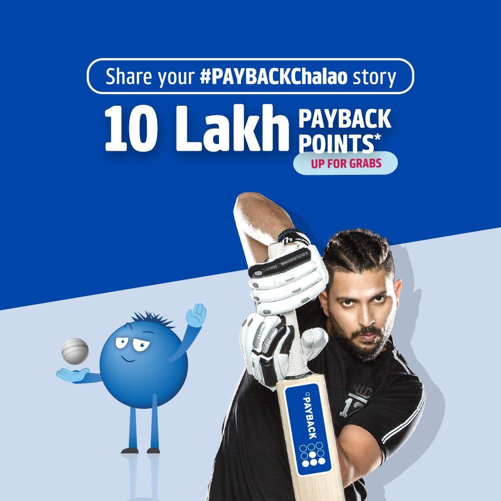 Ready to join me & score big with @PAYBACKIndia?We're giving away 10 Lakh PAYBACK Points to make your festive shopping more rewarding!👉Just use #PAYBACKChalao & share ''what'' you'd spend your points on! Don't forget to tag @PAYBACKIndia⬇🔁❤Rules: https://www.facebook.com/notes/payback-india/paybackchalao-to-win-payback-points/2594838280561803/…