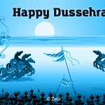 Image for the Tweet beginning: #Dussehra is the celebration of