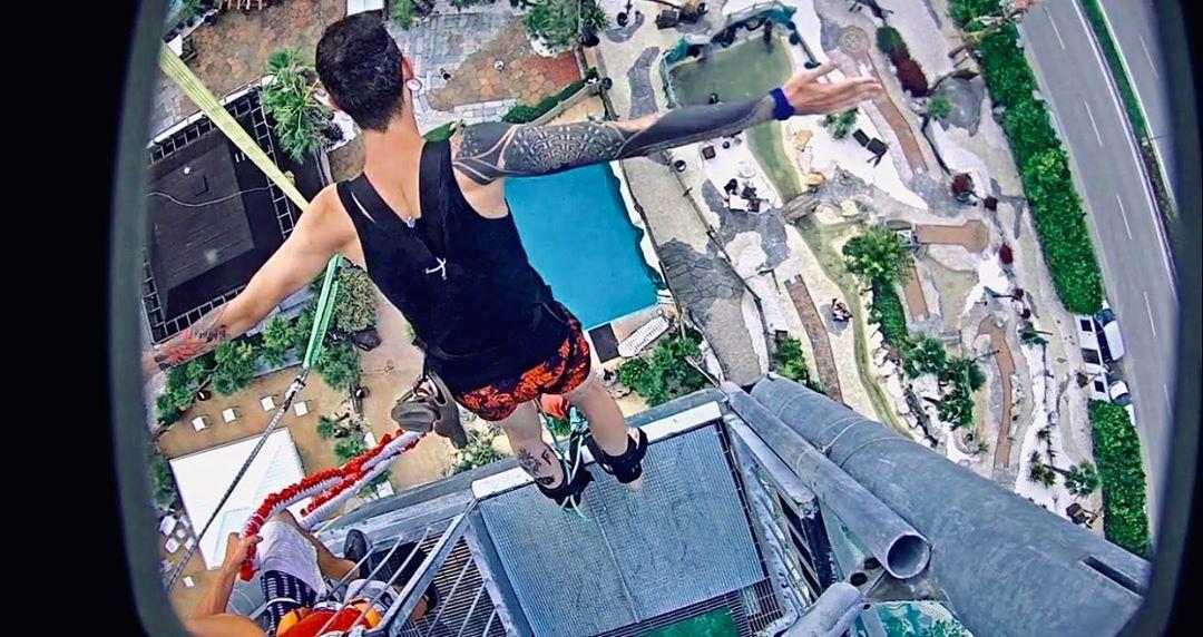 Volareeee oooooooooo!  #Caribebay #Jesolo #Bungeej...