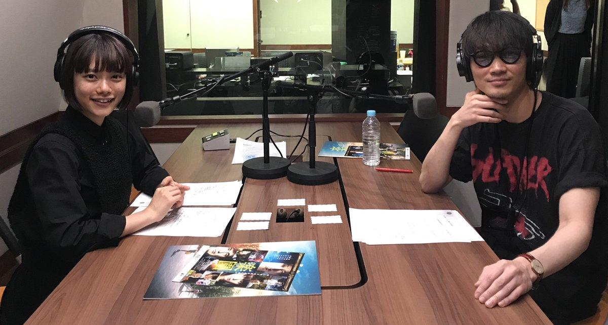 映画『楽園』で共演、俳優・綾野剛が杉咲花とラジオ対談!『杉咲花のFlower TOKYO』