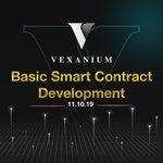 Image for the Tweet beginning: [Basic Smart Contract Development]  Hi VEX