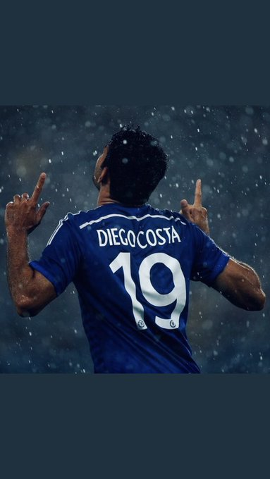 HAppy 31st Birthday to former Blue Diego Costa  absolutely loved him at