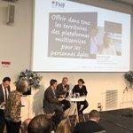 «Être impliqué pour la vie» «be involved for life», le défi de l'accompagnement des personnes âgées à Copenhague #danishroyalvisit #ehpad #senior @fnadepa @FEHAPBretagne