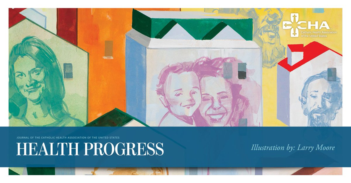 What if doctors could prescribe housing for those in need? Read about the work @mercyhousing is doing in the current issue of #HealthProgress. http://ow.ly/xt0V50wxan9  #CatholicHealth