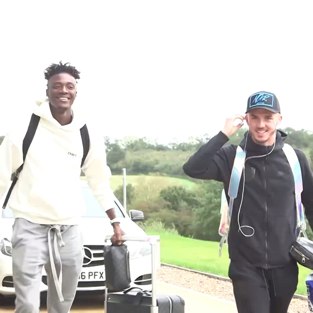 Welcome back, @tammyabraham! 😀