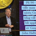Image for the Tweet beginning: John Haltiwanger är känd för