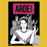 🔥 ¡El 24 de octubre sale a la venta la novela gráfica basada en @ArdeMadrid!   Podréis encontrarla en @movistarfanshop 🛍