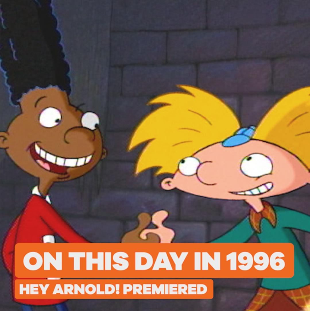 still wishing we could be part of Arnold's squad