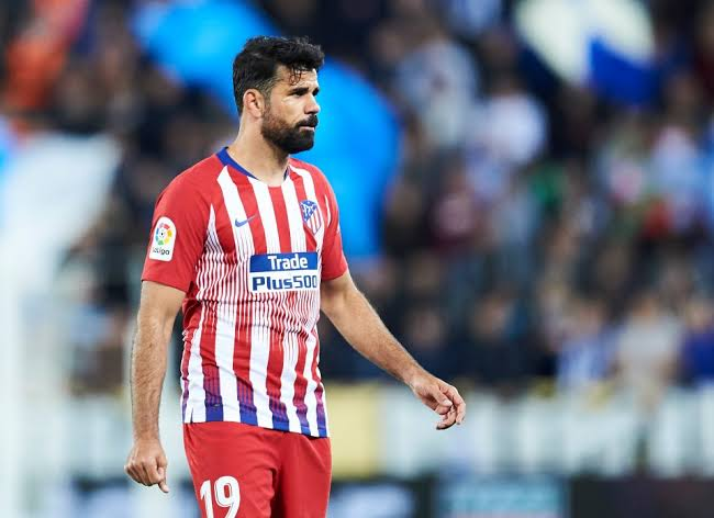Happy birthday  Diego Costa. Costa turns to 31.