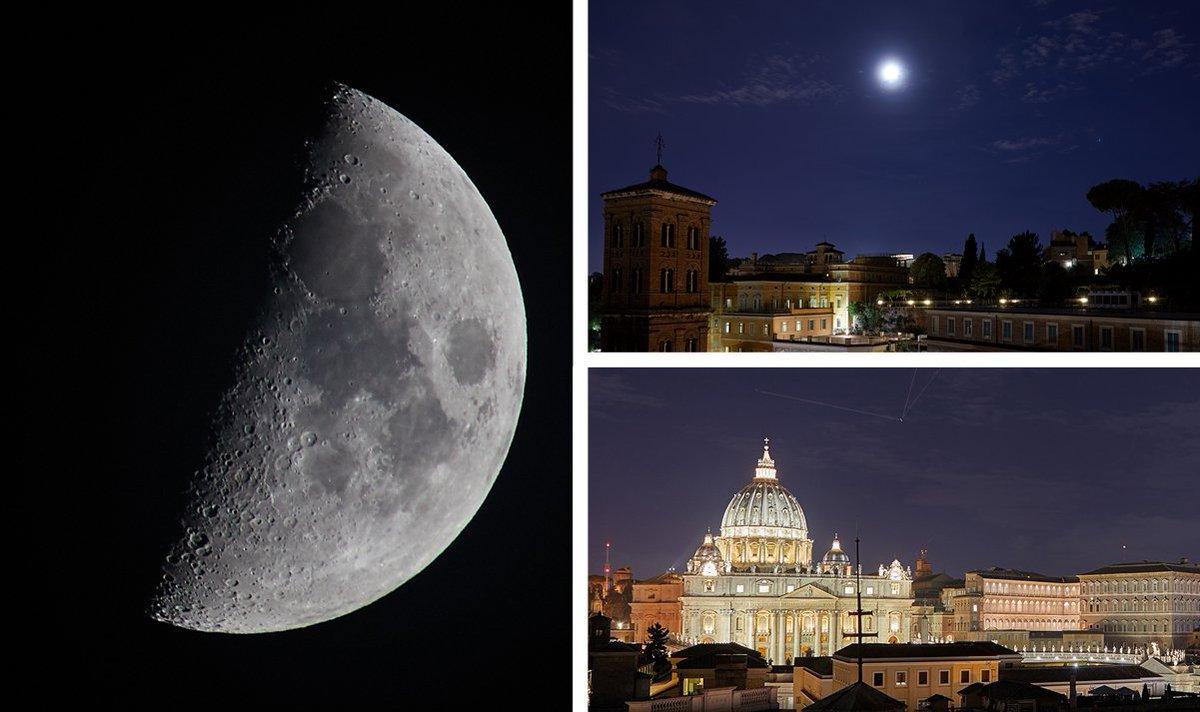 луна в риме фото сне чужие фотографии