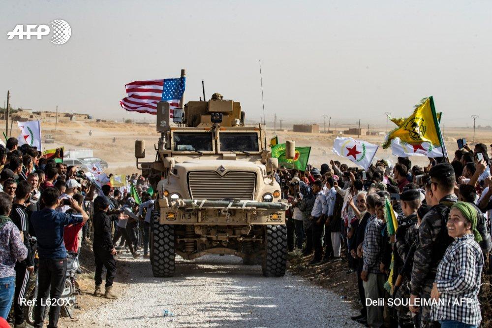 مغادرة الامريكان وحسرة الأكراد