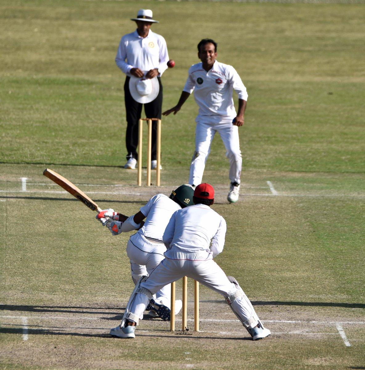 Nauman Ali's nine-wicket haul leads Northern to 145-run win over Sindh in Quaid-e-Azam Trophy
