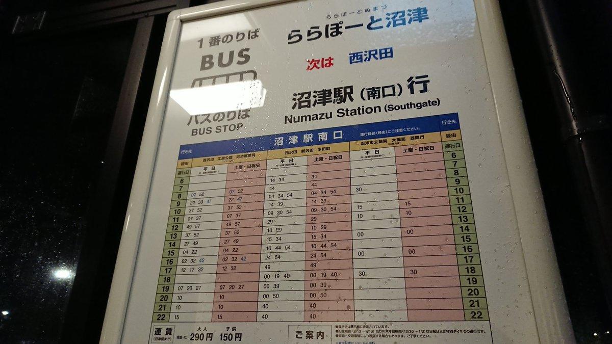 ららぽーと から 沼津 駅 沼津 ららぽーと沼津の全アクセス方法|徒歩・電車・バス・タクシー・車(時間・料金・経路)