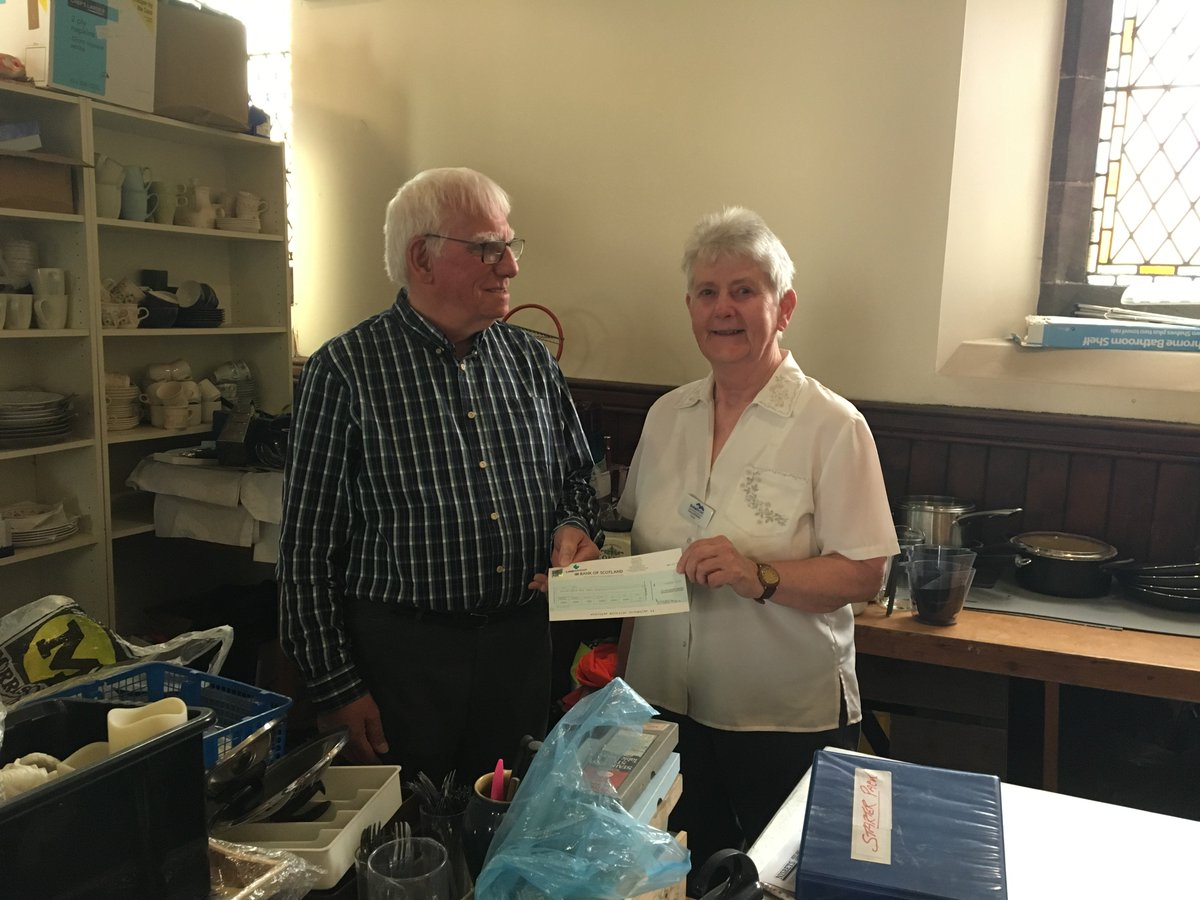 Lintel Trust helps The Gate Charity to help #ChallengePoverty in Clackmannanshire   https://t.co/0zCyGznOaV https://t.co/NXrrxisqpQ