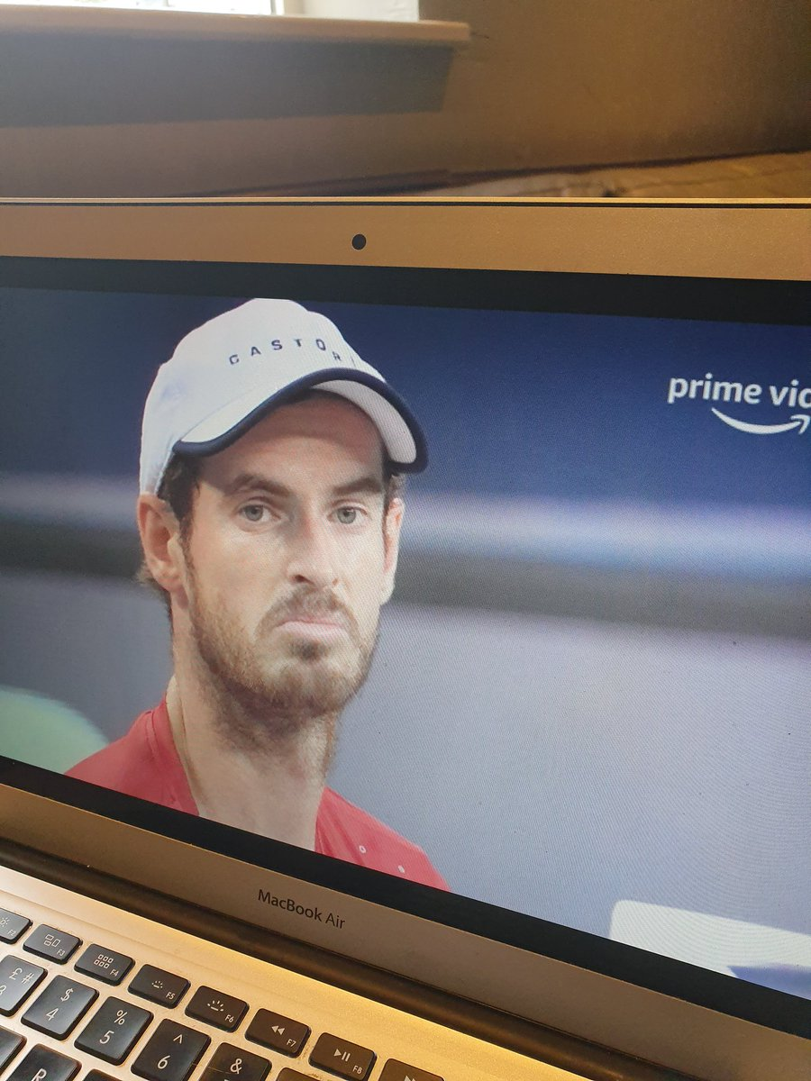We've all missed Andy Murray's winning face.<br>http://pic.twitter.com/3aM7rPVo5D