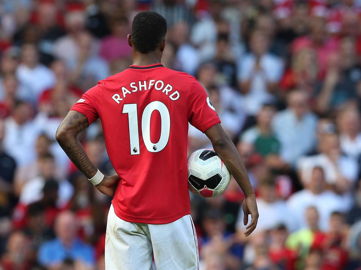 Marcus Rashford Mbe On Twitter You Can T Hide In Football And The Last Few Weeks Simply Haven T Been Good Enough As A United Fan Myself That Hurts And You Deserve Better We