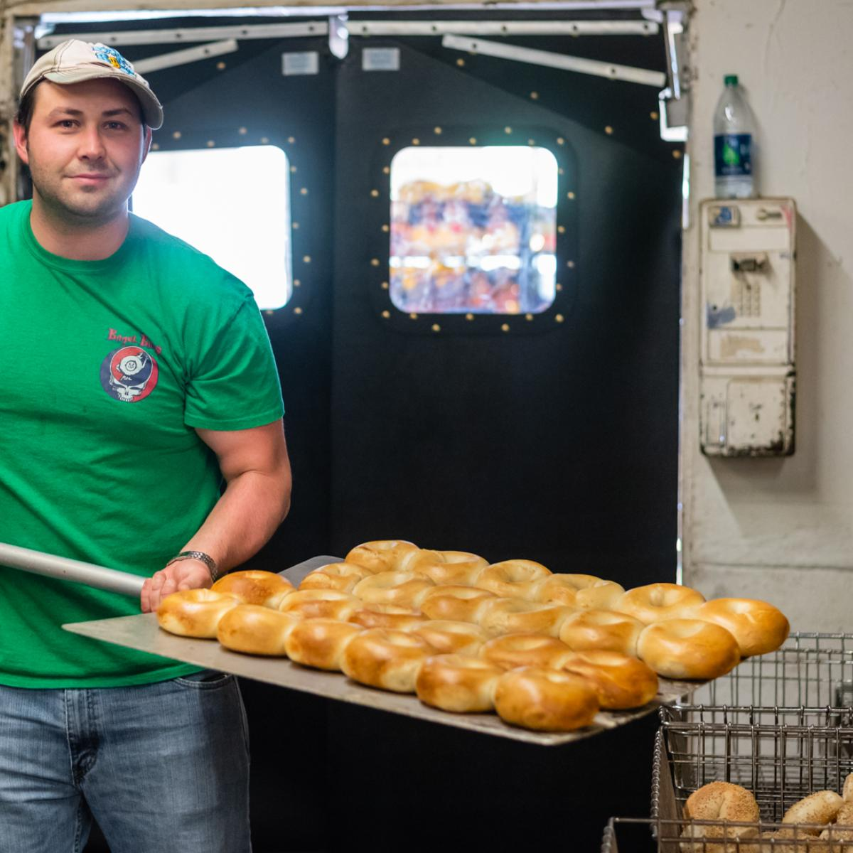 No matter the question, bagels are always the answer. #theoriginalbagelboss<br>http://pic.twitter.com/p8XQ6PxiTb